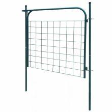 VID 100x100 Zöld kerti kerítés kapu