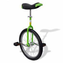 """VID Egykerekű kerékpár - 20 """"- zöld"""
