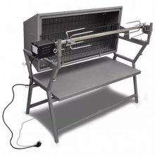 VID Motoros forgónyárs / grillsütő