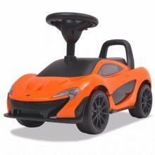 VID Lábbal hajtható McLaren kisautó [narancssárga]