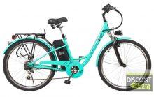 G21 Alyssa elektromos kerékpár / bicikli 250W
