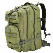 VID olívazöld katonai hátizsák 50 l