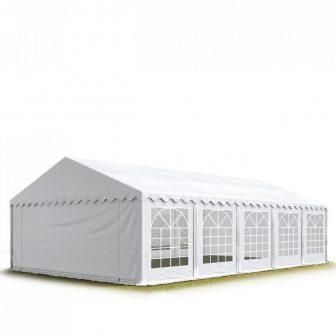 TP Professzionális 5x10 nehéz acél rendezvény sátor 500G/M2 PONYVÁVAL