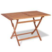 VID összecsukható kerti asztal 120 x 70 x 75 cm