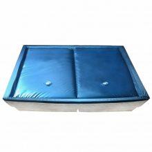 VID vízágy matrac szett alátéttel és elválasztóval - 5 rétegű [200x220 cm]