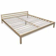 """Fa ágy 160x200 cm """"V7"""", ágyráccsal"""