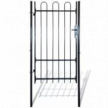 VID Hajlított tetejű kerítés kapu 100 x 175cm