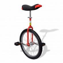 """VID Egykerekű kerékpár - 20"""" - piros"""