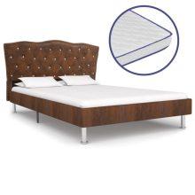 VID barna szövetágy memóriahabos matraccal 140x200cm