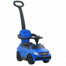 VID Mercedes Benz GLE63 játékautó tolókarral - kék
