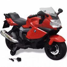 Elektromos motorkerékpár piros BMW 283