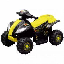 VID Elektromos motor quad sárga és fekete