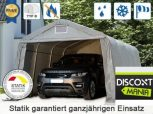 PROFESSIONAL PLUS 720g/m2-vatrootporno-montažne garaže / garažni šatori / šator garaže / skladišta